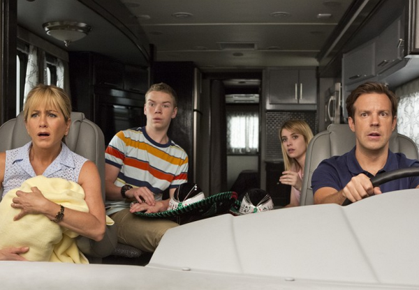 Millerovi na tripu HD (movie) - Titulky / We're the Millers (2013)